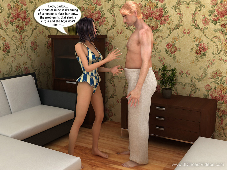 3D incest porn movie download